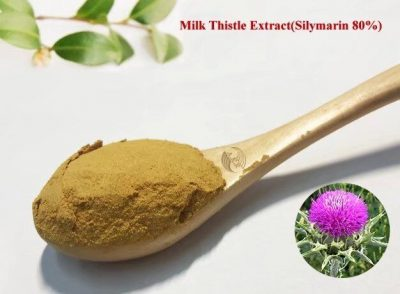 Milk Thistle Extract(Silymarin 80%)