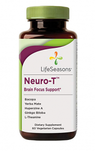 (LifeSeasons) Neuro-T Brain Focus Support