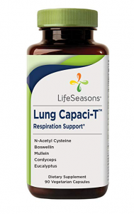 5.(LifeSessons) Lung Capaci-T Respiratory Support